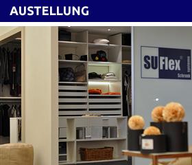 Suflex Ausstellung und Bezugsquelle